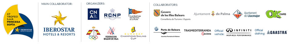 Trofeo SAR Princesa Sofia 2013 - Sponsors