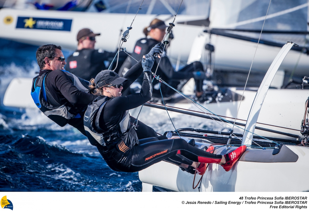 Showdown Saturday on the Bay of Palma