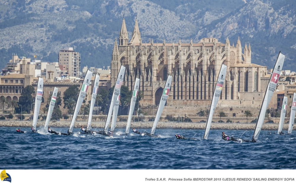 The Trofeo Princesa Sofia IBEROSTAR will be part of the Eurosaf Champions Sailing Cup