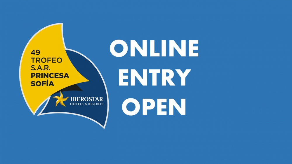 Online entry open