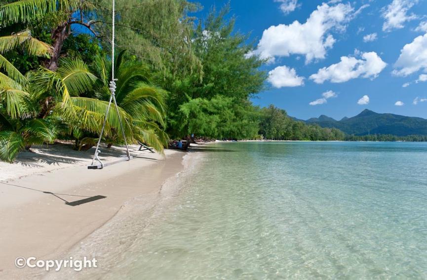 Тайланд фото пляжей на кочанг